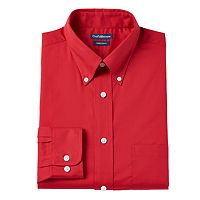 Big & Tall Croft & Barrow® Button-Down Dress Shirt