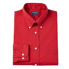 Big & Tall Croft & Barrow® Button-Down Dress Shirt