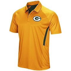 Men's Majestic Green Bay Packers Game Day Club Polo