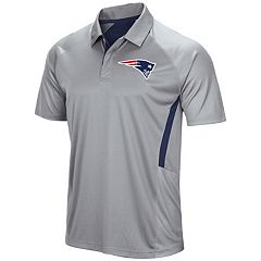 Men's Majestic New England Patriots Game Day Club Polo