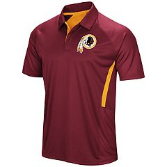 Men's Majestic Washington Redskins Game Day Club Polo