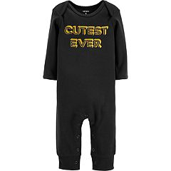 Baby Girl Carter's 'Cutest Ever' Bodysuit