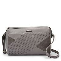 Relic Quinn Diagonal Stitch Crossbody Bag