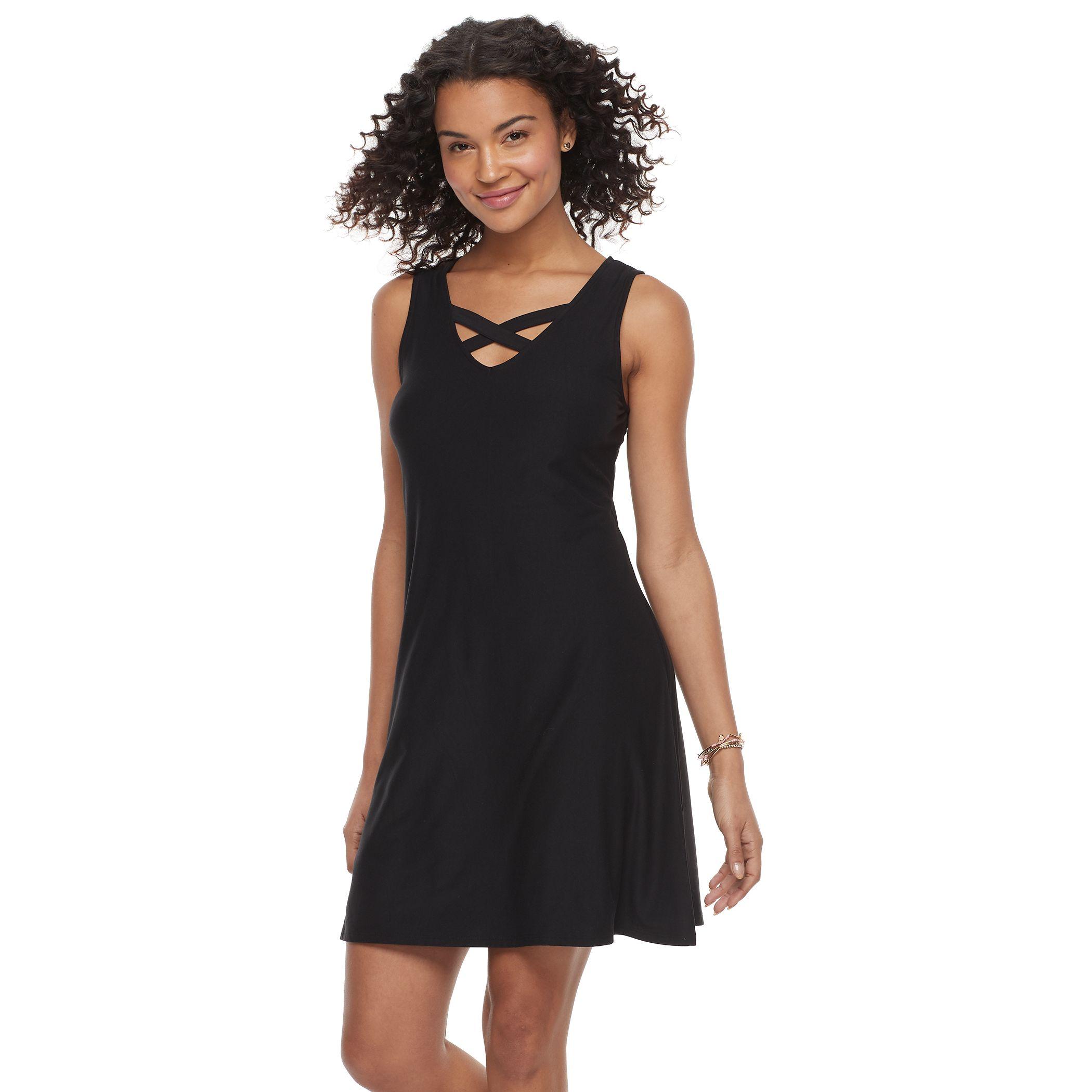Black Dress for Juniors