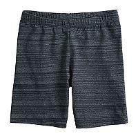 Girls 7-16 & Plus Size SO® Charcoal Midi Bike Shorts