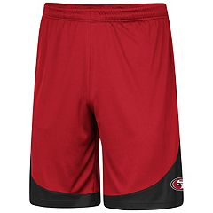 Men's Majestic San Francisco 49ers Targeting Shorts