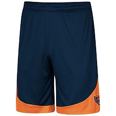 Men's Majestic Chicago Bears Targeting Shorts