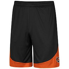 Men's Majestic Cincinnati Bengals Targeting Shorts