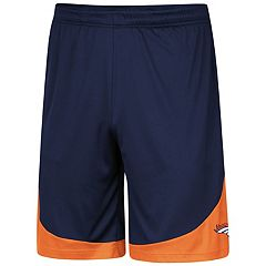 Men's Majestic Denver Broncos Targeting Shorts