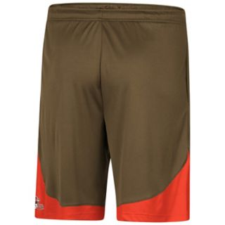 Men's Majestic Cleveland Browns Targeting Shorts