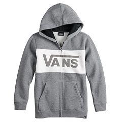 Boys 8-20 Vans Full-Zip Hoodie