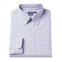 Men's Croft & Barrow® Easy-Care True Comfort Regular-Fit Dress Shirt
