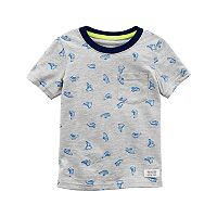 Boys 4-8 Carter's Sneaker Pocket Tee