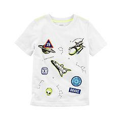 Boys 4-8 Carter's Space Patches Tee