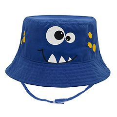 Baby / Toddler Boy Monster Bucket Sun Hat