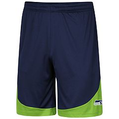 Men's Majestic Seattle Seahawks Targeting Shorts