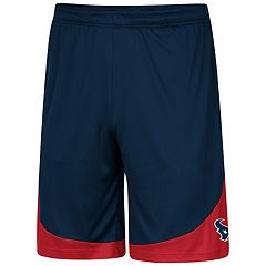 Men's Majestic Houston Texans Targeting Shorts