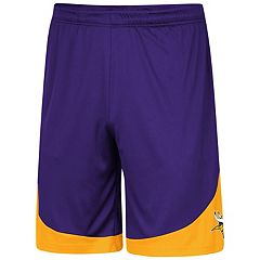 Men's Majestic Minnesota Vikings Targeting Shorts