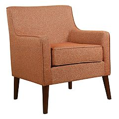 HomePop Davis Mid-Century Accent Chair