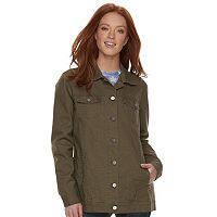 Women's Rock & Republic® Utility Jacket
