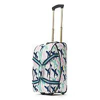 MacBeth Collection Take Me Away Wheeled Duffel Bag