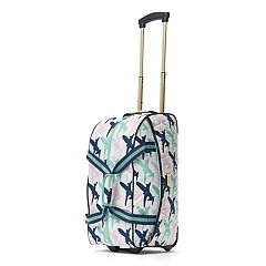MacBeth Collection Take Me Away Wheeled Duffel Bag