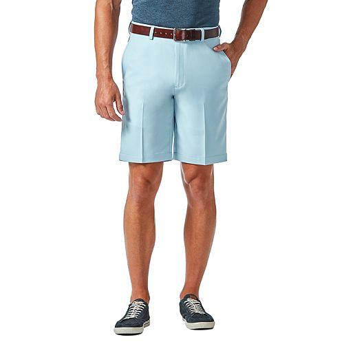 a3f86fb0cc Men's Haggar Cool 18® Pro Gabardine Flat Front Shorts