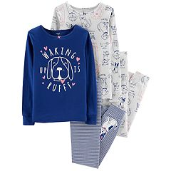 Girls 4-14 Carter's Tops & Bottoms Pajama Set