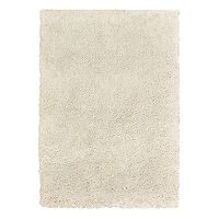 Natco Boucle Solid Shag Rug