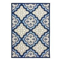 Natco Tributary Freya Tile Indoor Outdoor Rug