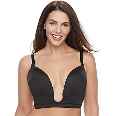 Full Figure Maidenform Plunge Bra M2310