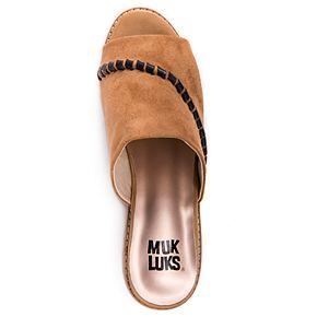 MUK LUKS Blanche Women's Mule ... Sandals S6a1832n