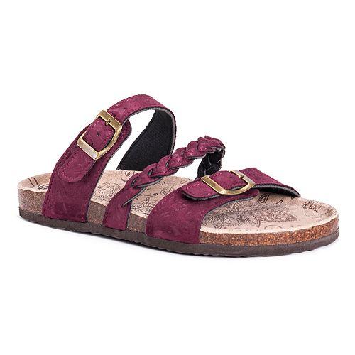 daec04a3368 MUK LUKS Bonnie Women s Sandals