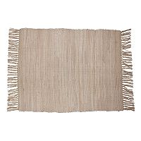 Park B. Smith Agra Chindi Solid Rug