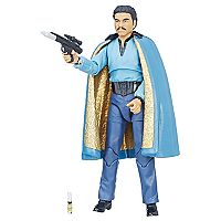 Star Wars: Episode V: The Empire Strikes Back The Black Series Lando Calrissian Figure