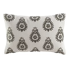 SONOMA Goods for Life™ Embroidered Global Motif Oblong Throw Pillow