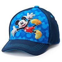 Disney's Mickey Mouse Toddler Boy Baseball Cap Hat