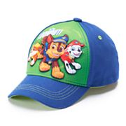 Toddler Boy Paw Patrol Chase, Marshall & Rubble 'To The Lookout' Baseball Cap Hat
