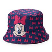 Disney's Minnie Mouse Toddler Girl Bucket Hat
