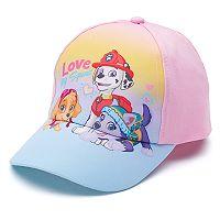 Toddler Girl Paw Patrol Marshall, Skye & Everest Baseball Cap Hat