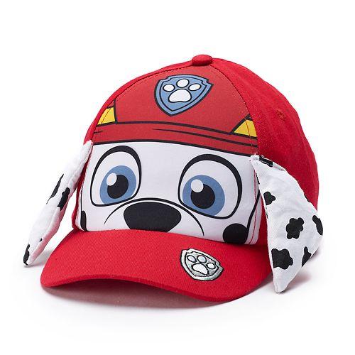 c441afae6 Toddler Paw Patrol Marshall 3D Ears Baseball Cap Hat