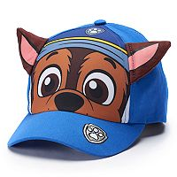 Toddler Paw Patrol Chase 3D Ears Baseball Cap Hat