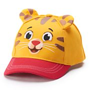 Toddler Daniel Tiger's Neighborhood 3D Ears Baseball Cap Hat