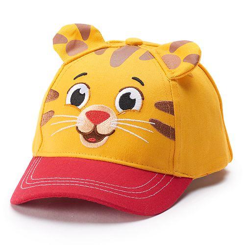 Toddler Daniel Tiger\'s Neighborhood 3D Ears Baseball Cap Hat