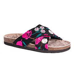 MUK LUKS Coco Women's Slide Sandals