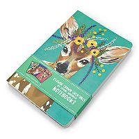 OCS Flower Crown Creatures Notebook 3-piece Set