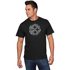 Men's Majestic Pittsburgh Steelers Travel Squad Tee