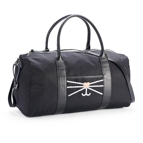 T-Shirt & Jeans Cat Weekender Duffel Bag