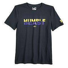 Boys 8-20 Under Armour SC30 Curry Tee
