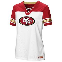 Women's Majestic San Francisco 49ers Draft Me Tee